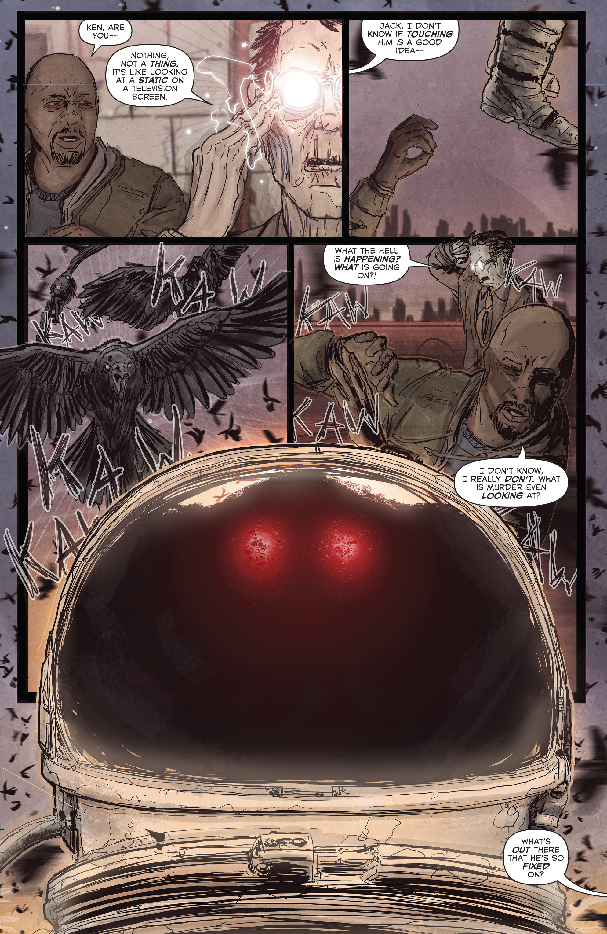 Read online Hoax Hunters (2012) comic -  Issue # TPB 3 - 24