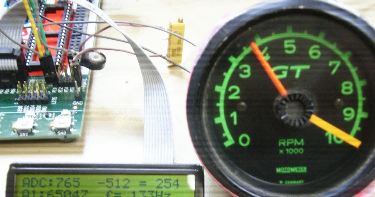 Vehikelfranz Bastelecke: Drehzahlmesser als Amperemeter