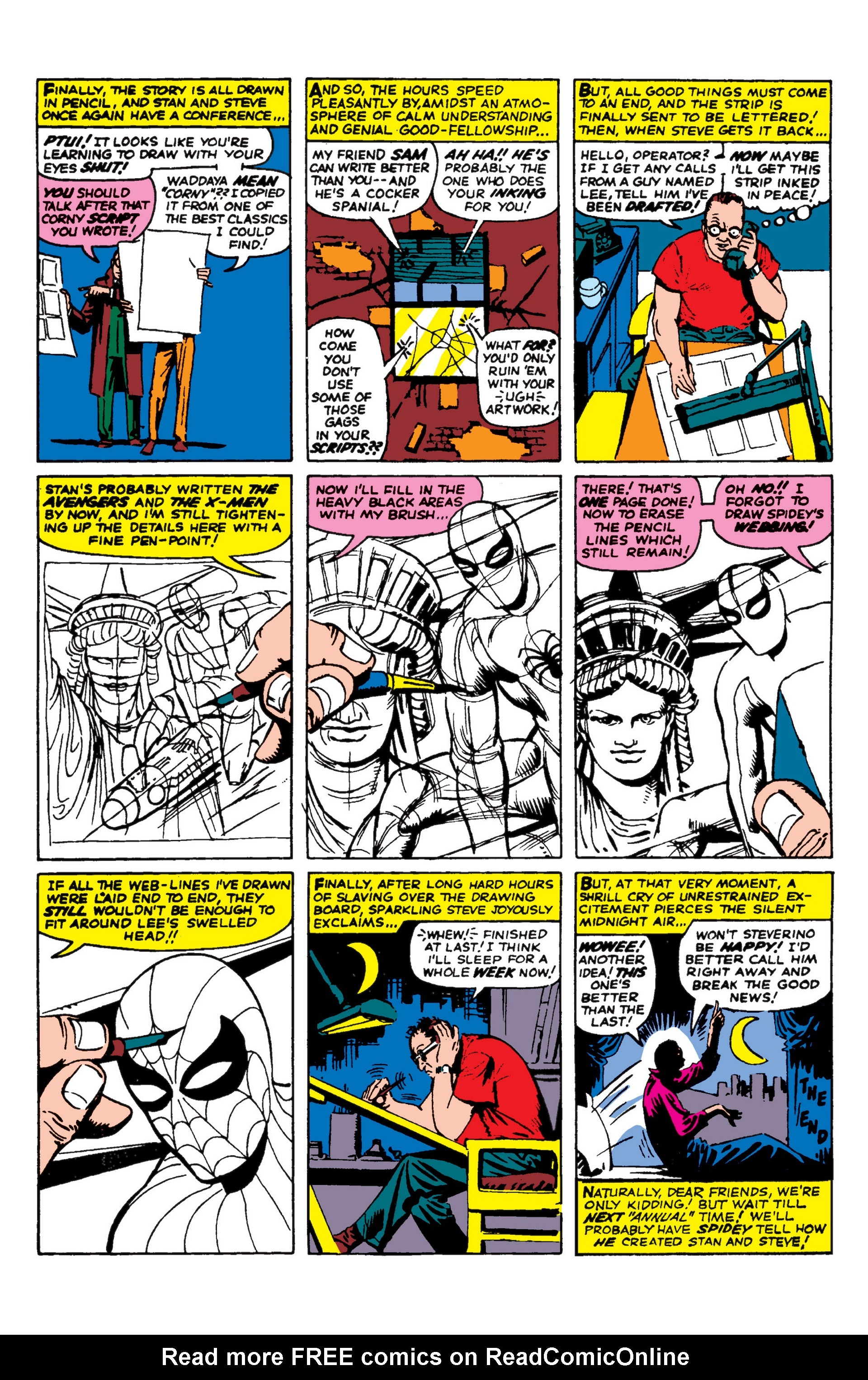 The Amazing Spider-Man (1963) _Annual_1 Page 72