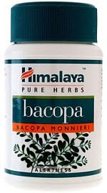 Bacopa effect on epilepsy