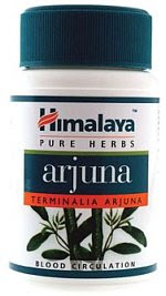 Arjuna herb for heart health