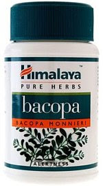 bacopa capsules for brain functions