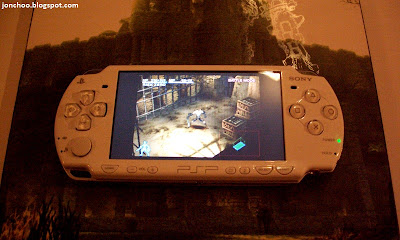 jonchoo: Vagrant Story on PSP