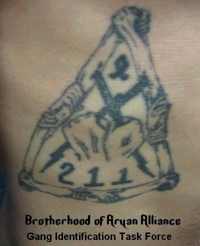 WHITE PRISON GANGS: Brotherhood of Aryan Alliance