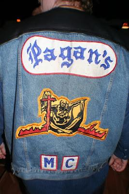OUTLAW BIKER GANGS: Pagans MC