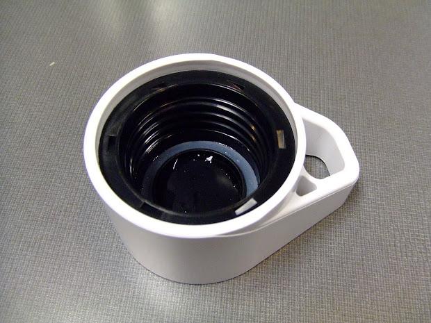 Drinkable Takeya Modern Glass Water Bottle