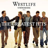 westlife unbreakable cover image
