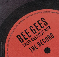 Bee Gees Their Greatest Hits Cover Image