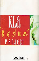 KLa Project Kedua Album Cover