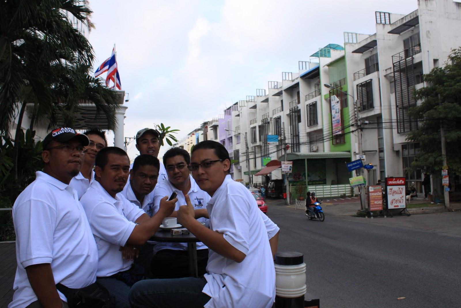 Memancing @ Fishing: Bungsamran- Bangkok