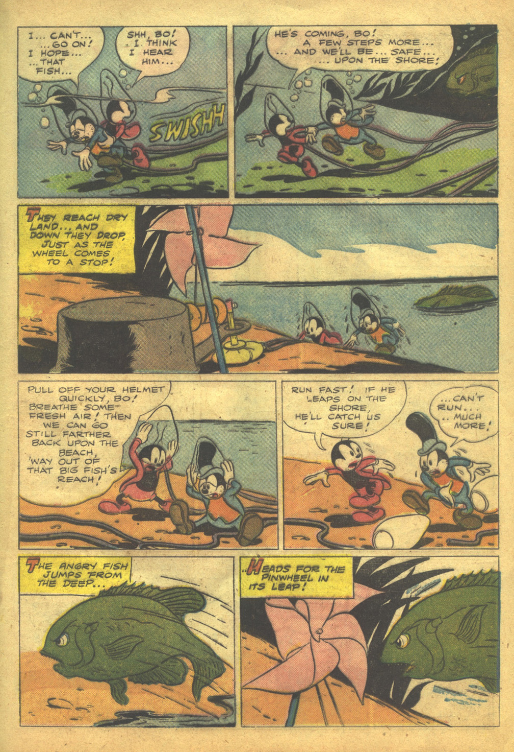 Walt Disney's Comics and Stories issue 62 - Page 19