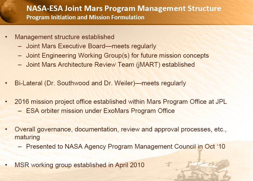 application for mars mission - photo #45