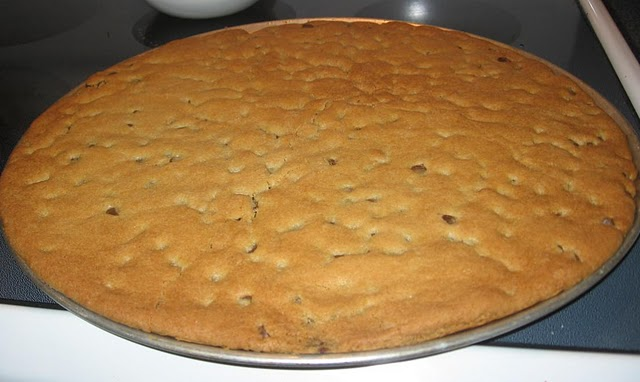 Tired Of Birthday Cake How About A Giant Chocolate Chip Cookie Instead