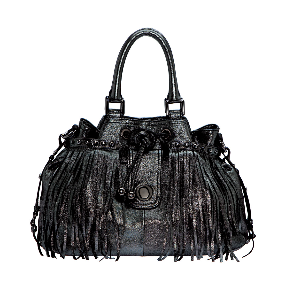 e39899637b6 Crafted using soft metallic leather, the tote is available in either golden  panna or the gunmetal smog. The bag retails for HK$7,200.