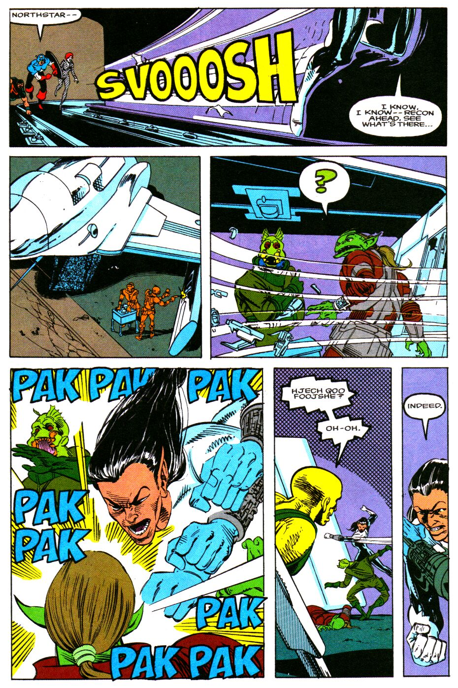 Read online Alpha Flight Special comic -  Issue #4 - 16