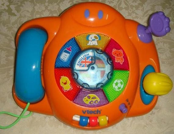Ain S Preloved Items Ain S Preloved Vtech Toy Telephone