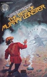 Cover image of the 1978 short story collection titled The Best of Murray Leinster, edited by J J Pierce, and published by Del Rey