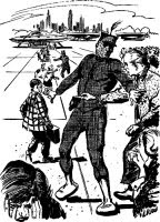 Illustration accompanying the HTML version of the short story titled Alien Offer by Al Sevcik at Project Gutenberg. Click to enlarge to original size.