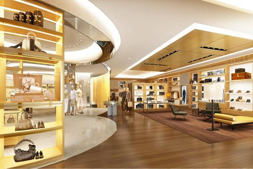 07566112dd Louis Vuitton Ion Orchard Opens This Week!