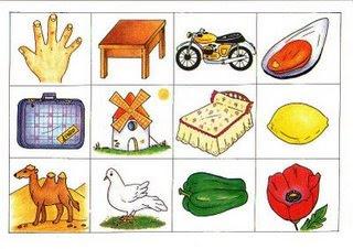 Para nuestros hijos lo mejor...: Fichas CICERON - Fonemas y Dífonos-