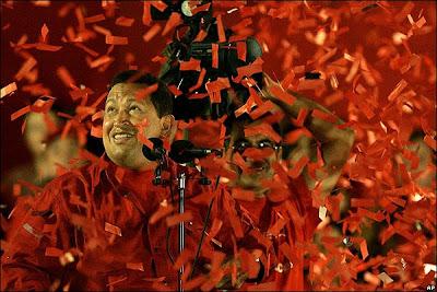 Hugo Chavez in