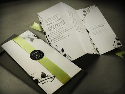 60 excelentes diseño de tarjetas de invitacion de bodas modernas