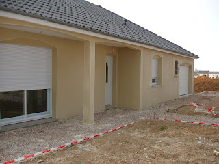 notre maison babeau seguin 54 cr pis de la fa ade. Black Bedroom Furniture Sets. Home Design Ideas