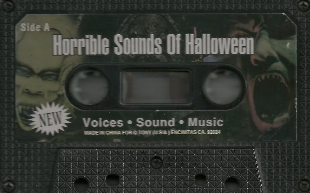Scary Sounds of Halloween Blog: Horrible Sounds of Halloween