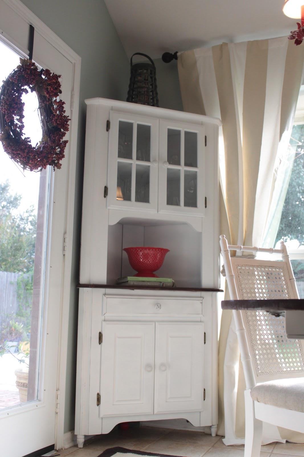 SEM Interiors : My Lovely Corner Hutch