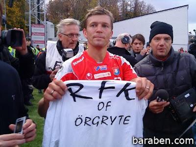 Eriksson vill porta huliganer