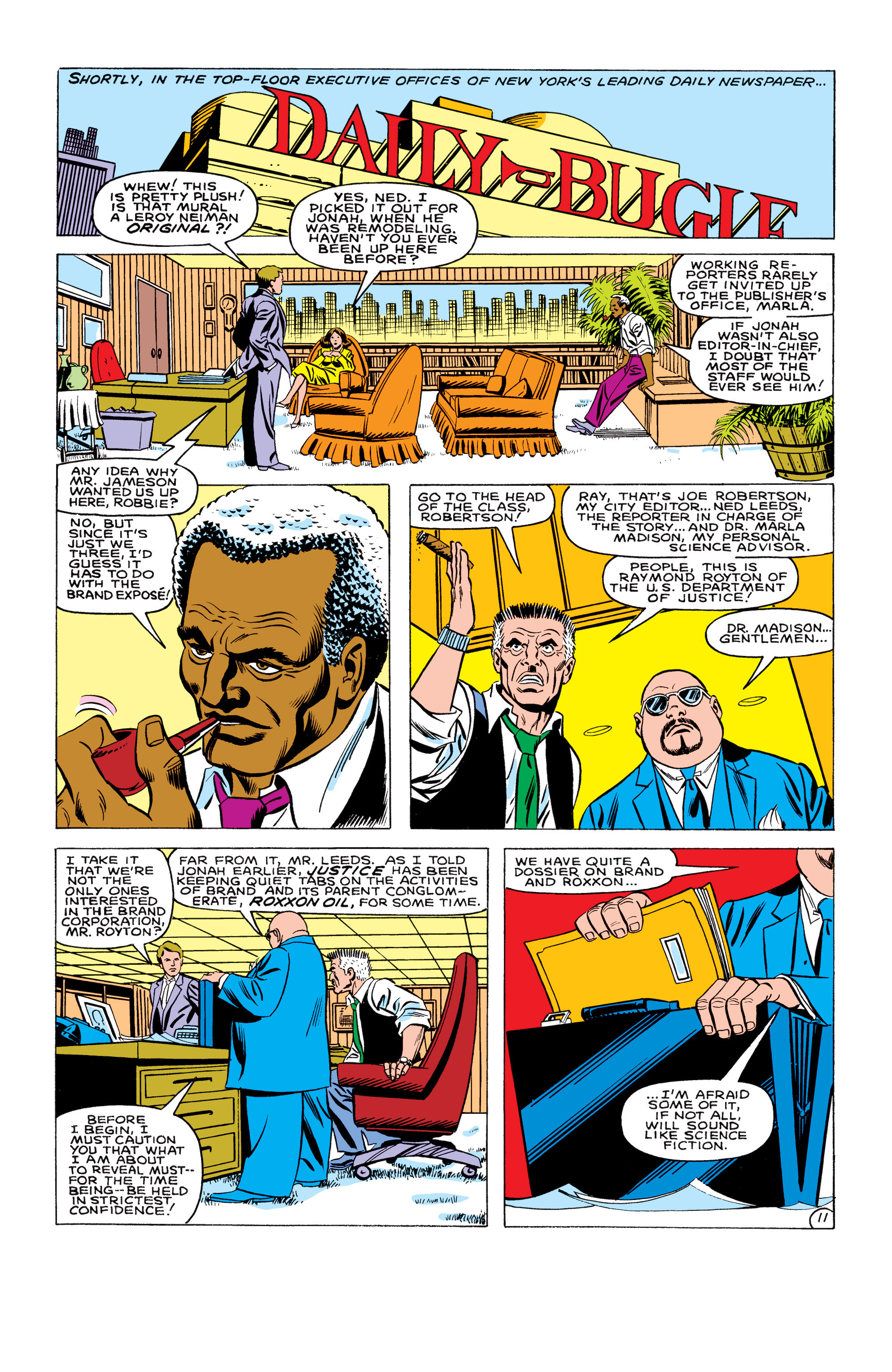 The Amazing Spider-Man (1963) 235 Page 11