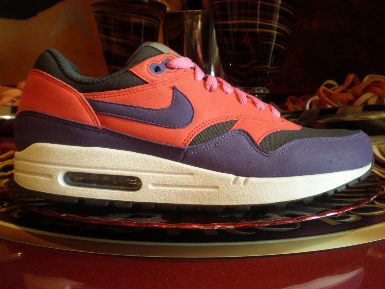 purchase cheap d417a 25ab5 KICKS   Nike Air Max 1 ACG. Colorway - Dark Shadow Varsity Purple