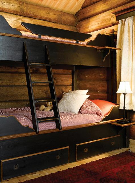 Fabelaktig Møbler til hytta - gode naboer er godt å ha | Hyttedrøm på YA-13