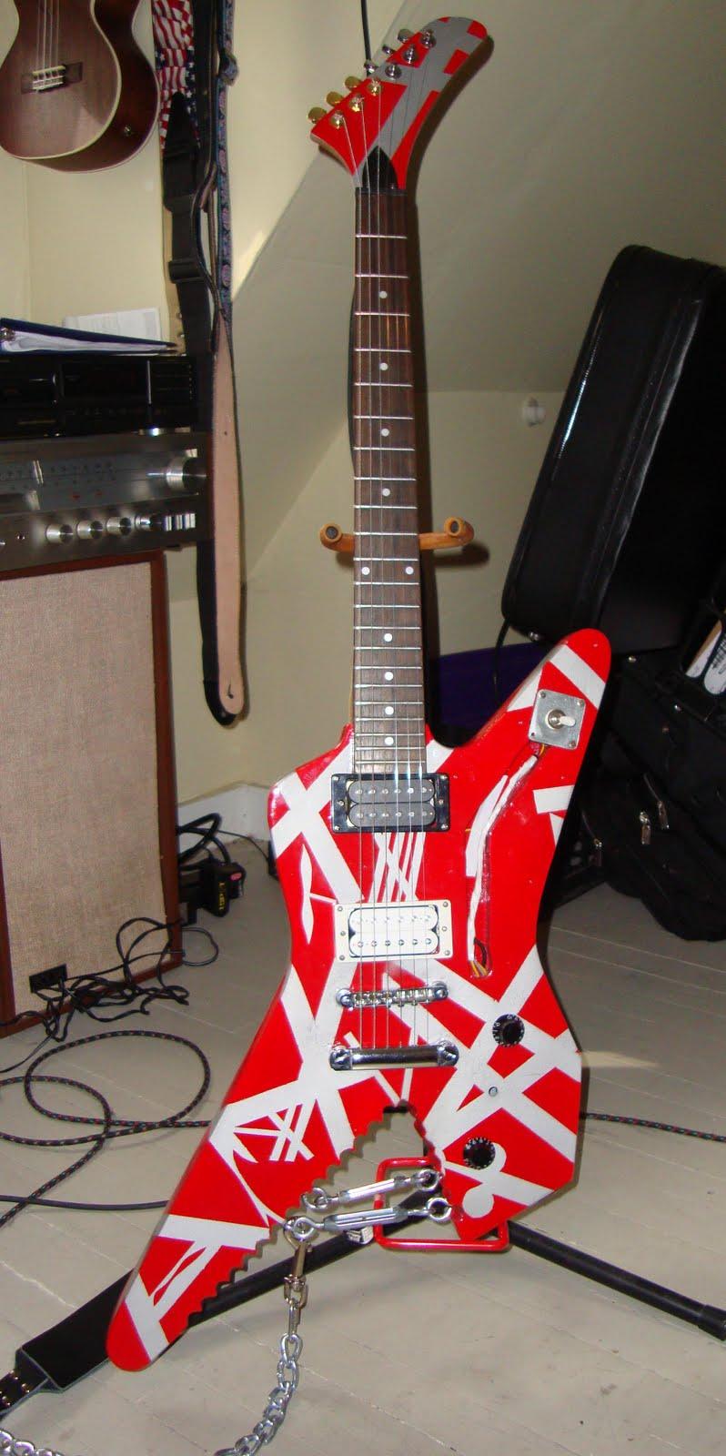 Van Bontas Guitar Collection My Vh Shark