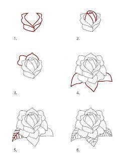Tattoo Aprenda A Desenhar Uma Rosa Para Sua Tatuagem