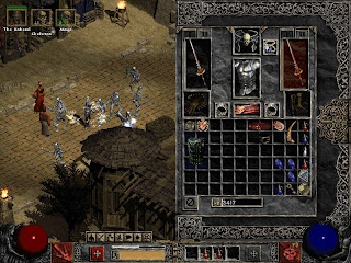 Pc Games For Low Mid High Spec Diablo 2 Lord Of