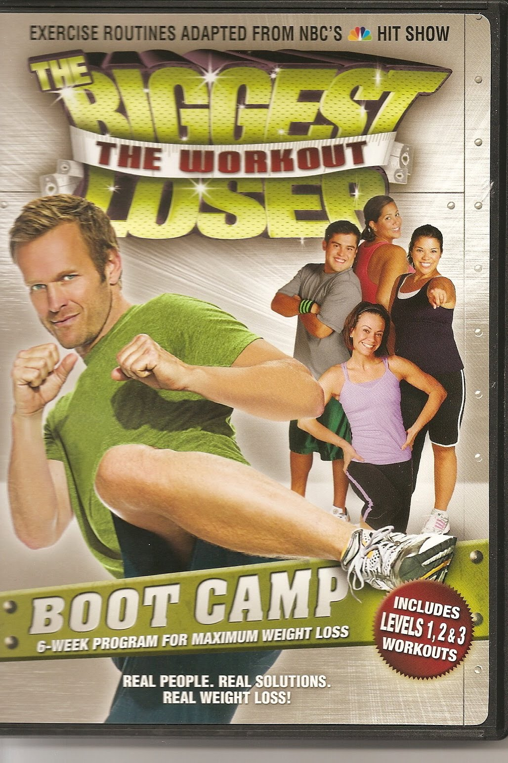 Less of Me: Day 30 - Boot Camp Workout