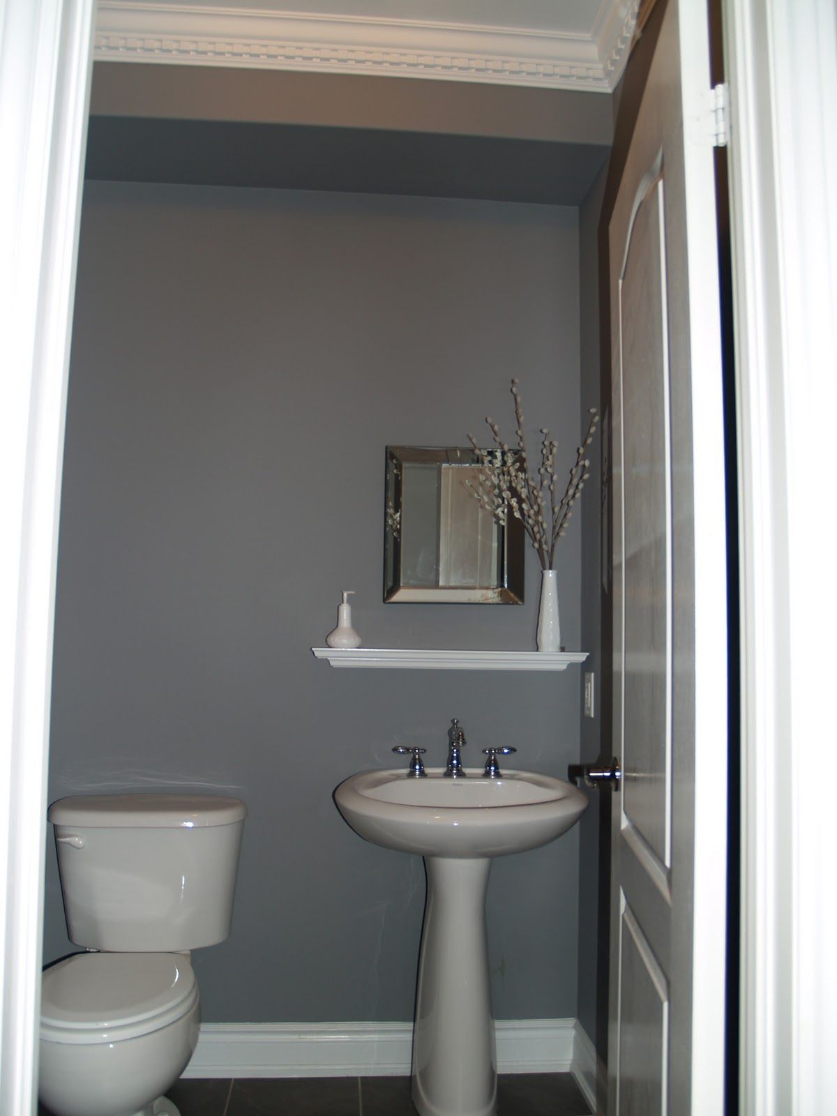 10 rooms how i reno 39 d the powder room without renovating - What is a powder room ...