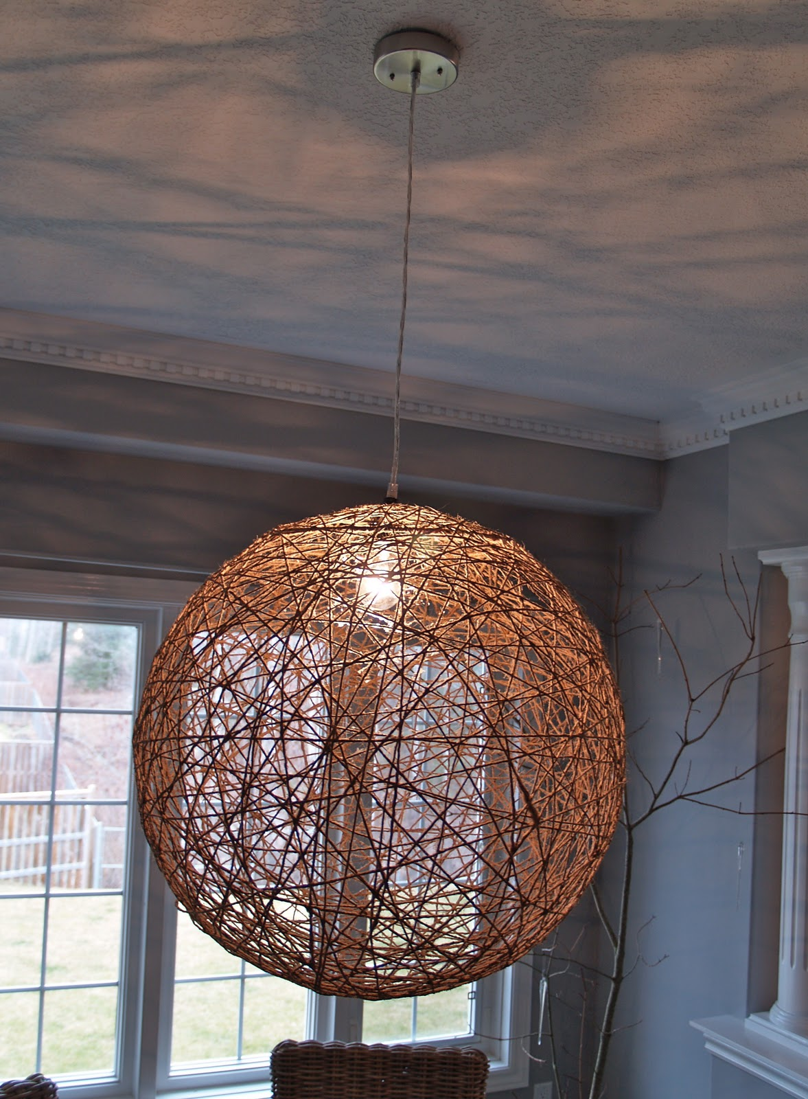 10 Rooms: A Lighting DIY: The New Chandelier