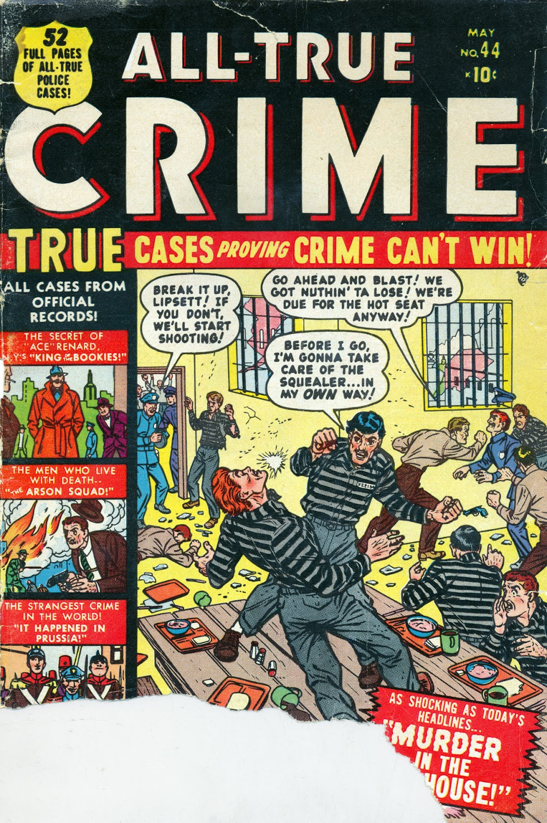 All-True Crime 44 Page 1