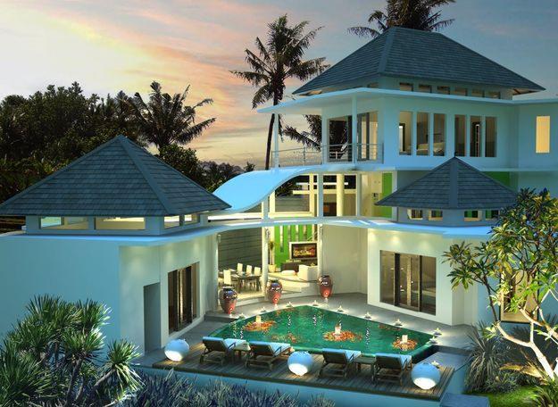 Sbs Indahjaya Development Model Rumah Banglo Mewah