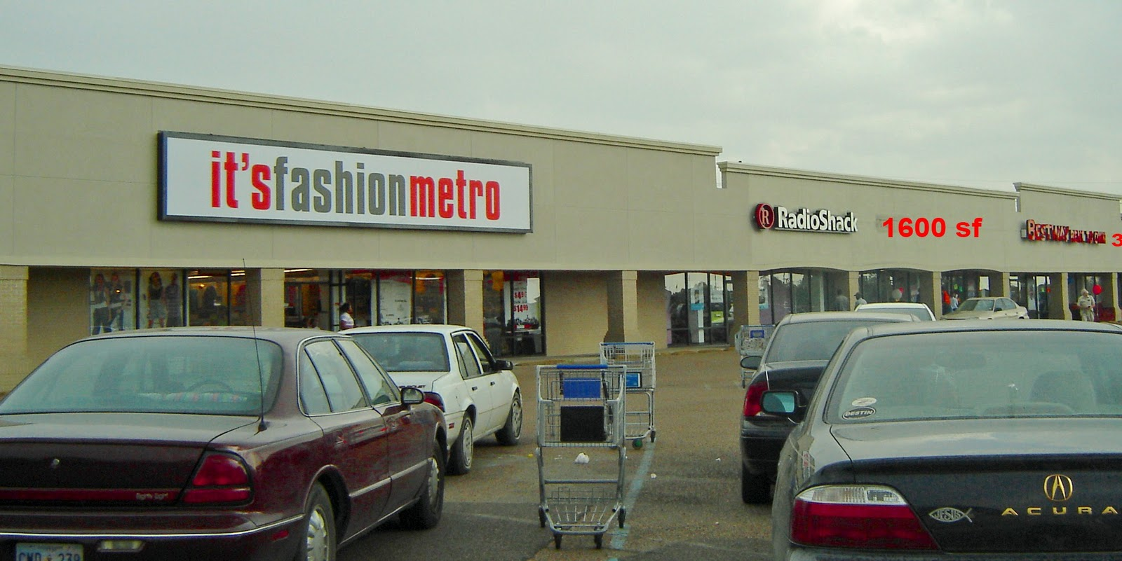 Real Estate Southeast  LLC  IT S FASHION METRO OPENS AT CLARKSDALE     IT S FASHION METRO OPENS AT CLARKSDALE COMMONS  CLARKSDALE  MS