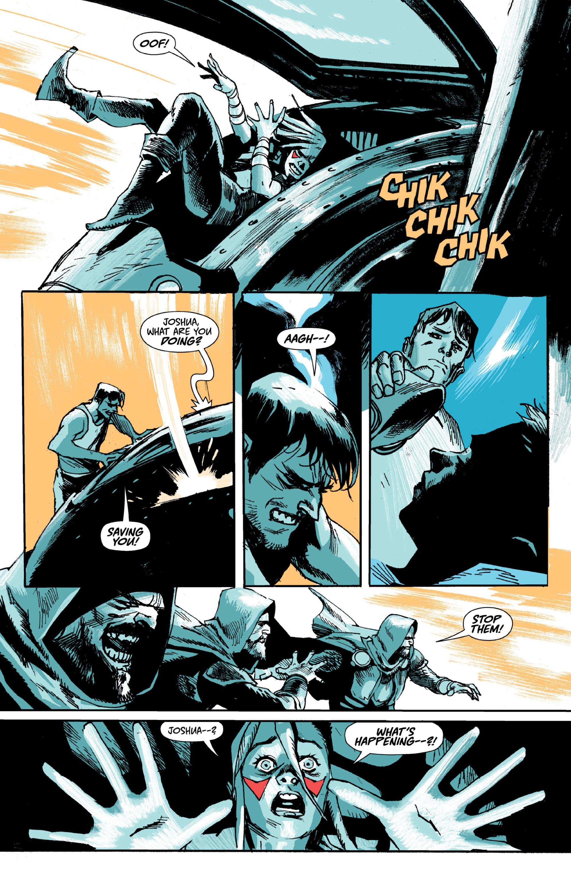 Read online Ei8ht comic -  Issue # TPB - 73