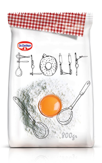 Flour Student Work On Packaging Of The World Creative