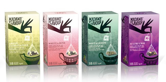 Madame Flavour On Packaging Of The World Creative Package Design