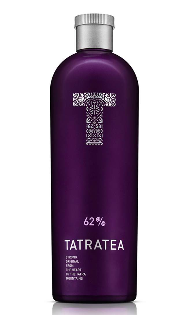 Strongest Alcohol In The World >> Tatratea on Packaging of the World - Creative Package Design Gallery