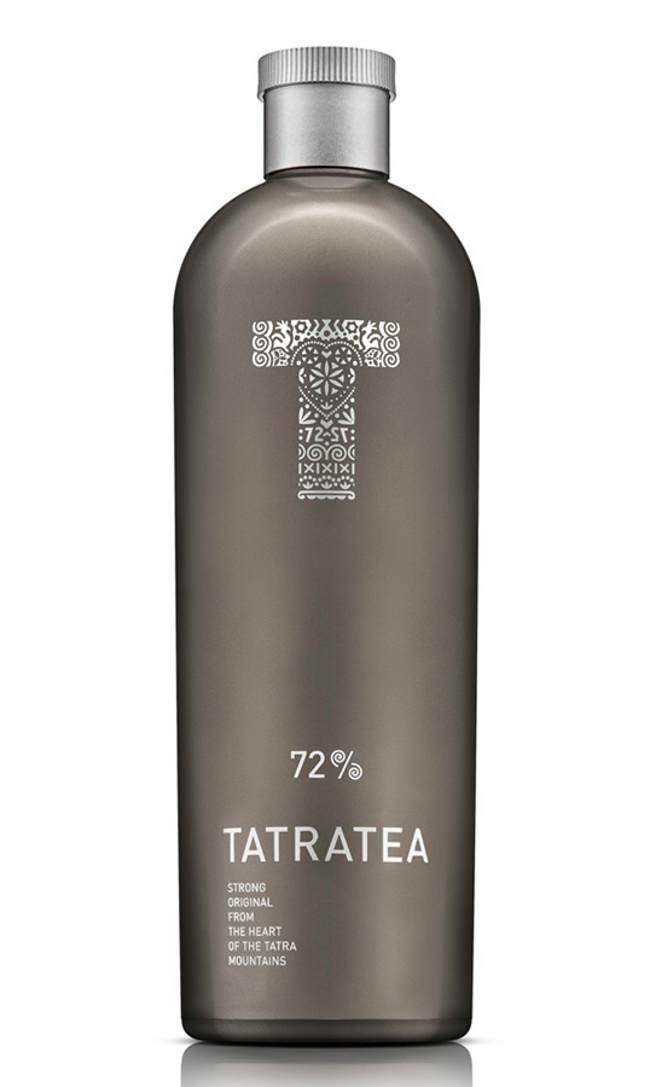 Strongest Alcohol In The World >> Tatratea on Packaging of the World - Creative Package ...