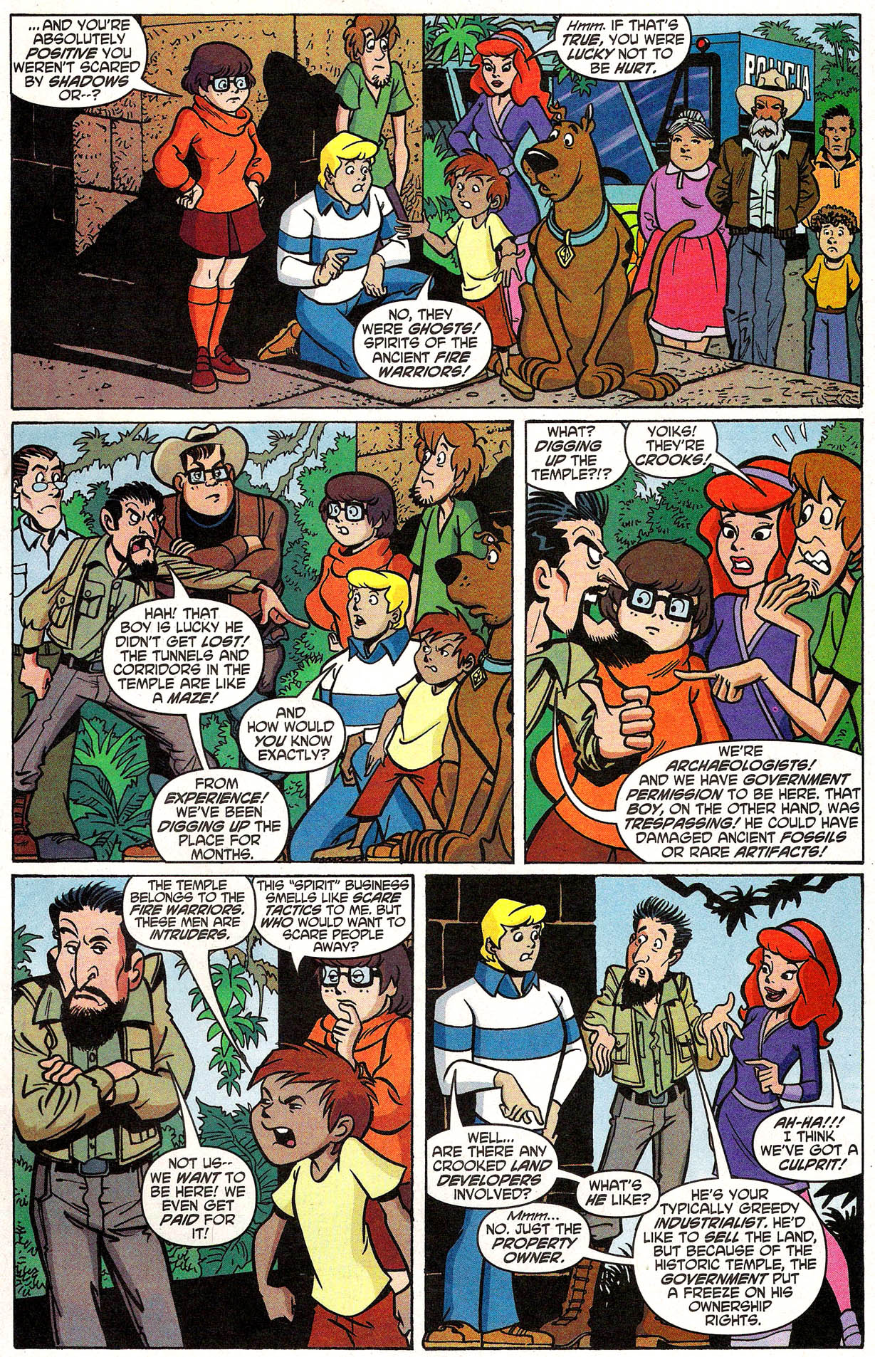Read online Scooby-Doo (1997) comic -  Issue #105 - 19