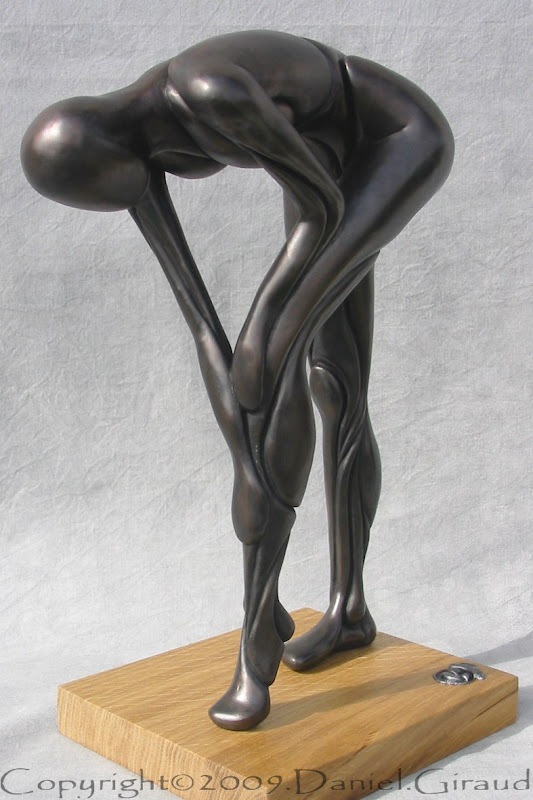 danse sculpture