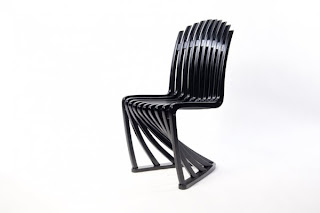 Stripe Chair de Joachim King